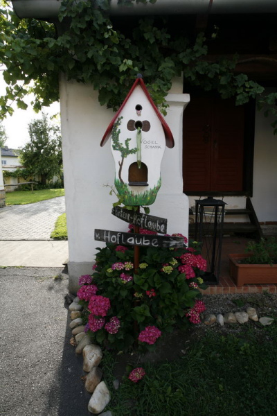 Bird house in Bad Radkersburg