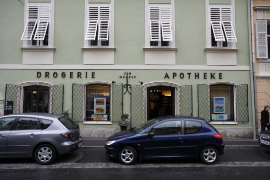 Apotheke in Bad Radkersburg – Pharmacy in Bad Radkersburg