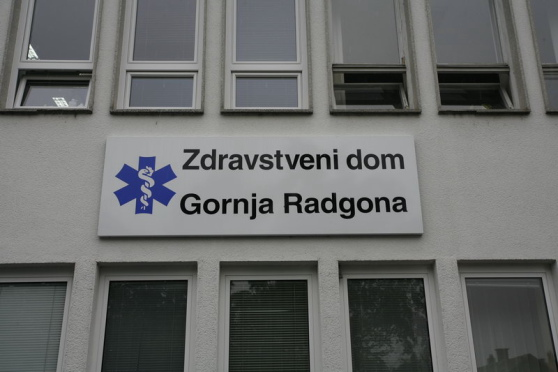 Zdravstveni dom in Gornja Radgona - Health Center in Gornja Radgona